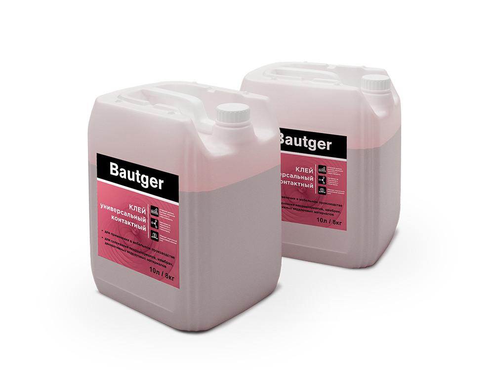 Универсальный клей Баутгер 10 л / 8 кг