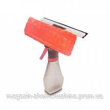 Sale! Очиститель для стекла Easy Glass,Для стекла Easy Glas ручка ЗЕЛЕНАЯ, фото 2