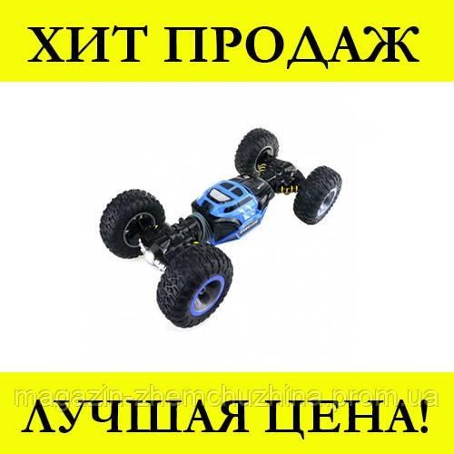 Sale! Машинка-перевертыш Leopard - вездеход (Синяя)!Миртов