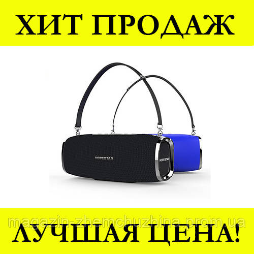 Sale! Колонка Bluetooth HOPESTAR A6 ЧЕРНАЯ