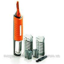 Sale! Триммер для бороды Switch blade- Новинка, фото 3