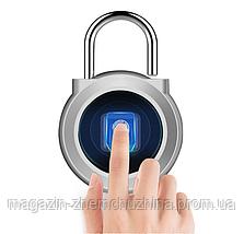 Sale! Умный замок с отпечатком пальца finger lock, фото 2