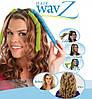 Sale! Волшебные бигуди Hair Wavz для волос любой длины, фото 4