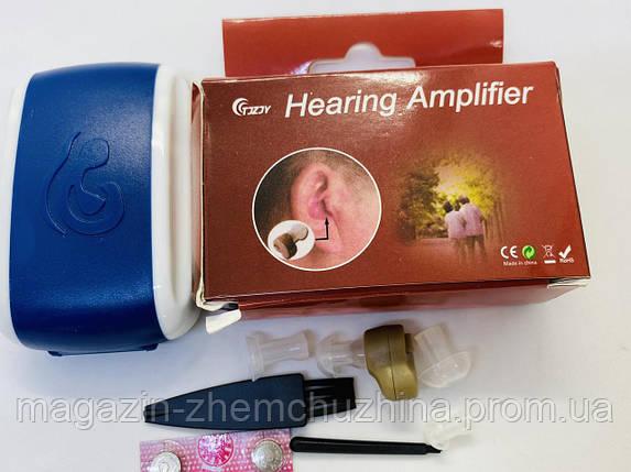 Sale! Слуховой аппарат Hearing Amplifier, фото 2