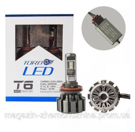 Sale! Лампа LED T6-H4 TurboLed!Розница и Опт