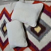 Одеяло из овечьей шерсти двуспальное, двустороннее