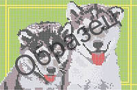 Схема для вышивки бисером «Лайки»