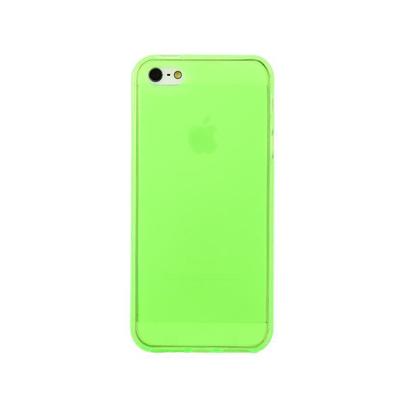 Original Silicon Case iPhone 5 Green