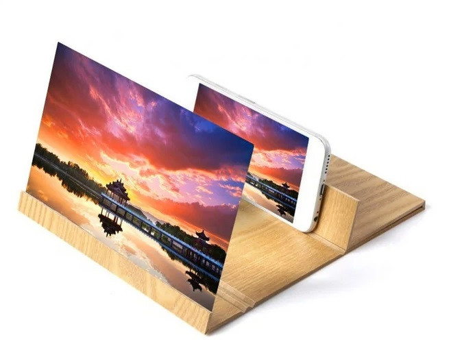 3D Екран для телефону Enlarged Screen Magnifie