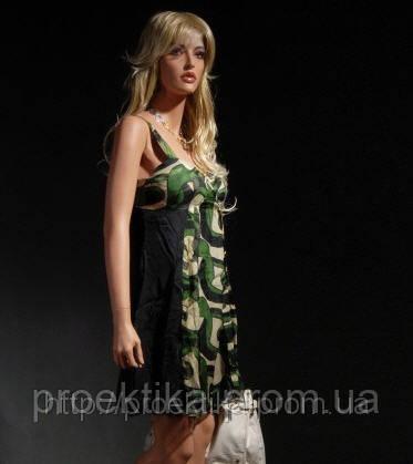 Женский манекен телесный, фото 1