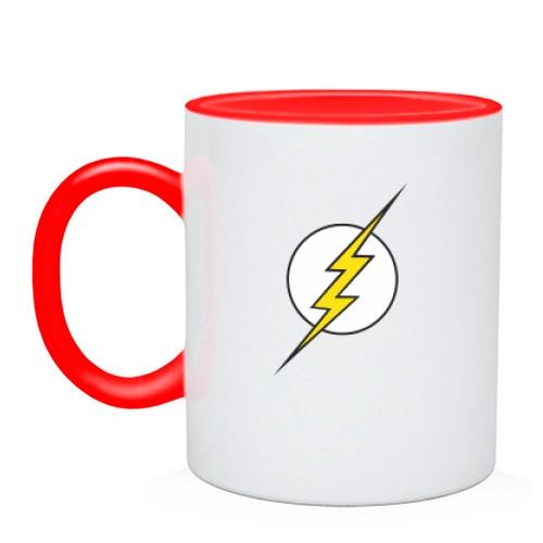 Чашка Шелдона Flash 3