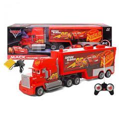 """Вантажівка """"Тачки"""" на радіокеруванні, в коробці"""