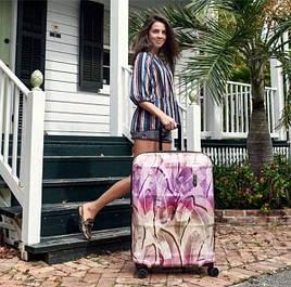 Дорожные сумки, чемоданы, сумки-тележки