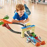 Железная дорога моторизованная гонка Томаса и Перси   Thomas & Friends TrackMaster Thomas & Percy, фото 7