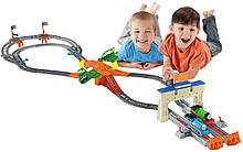 Моторизированная железная дорога гонка Томаса и Перси   Thomas & Friends TrackMaster Thomas & Percy's Railway