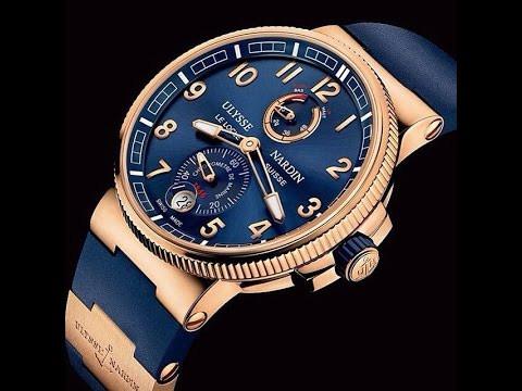 Часы мужские наручные Ulysse Nardin (улисс нардан) кварц - купить по ... 77f1c384505