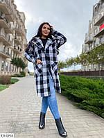 Пальто жіноче (Батал), фото 1
