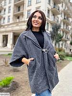 Пальто женское (Батал), фото 1