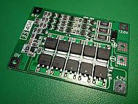 BMS Контролер заряда/разряда, плата защиты 3S Li-Ion 18650 12.6V 40A с балансиром