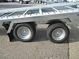 Прицеп автовоз Humbaur FTK 274020, фото 3