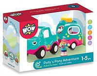 Ігровий набір Wow Toys Пригоди Поні Поллі (10349)