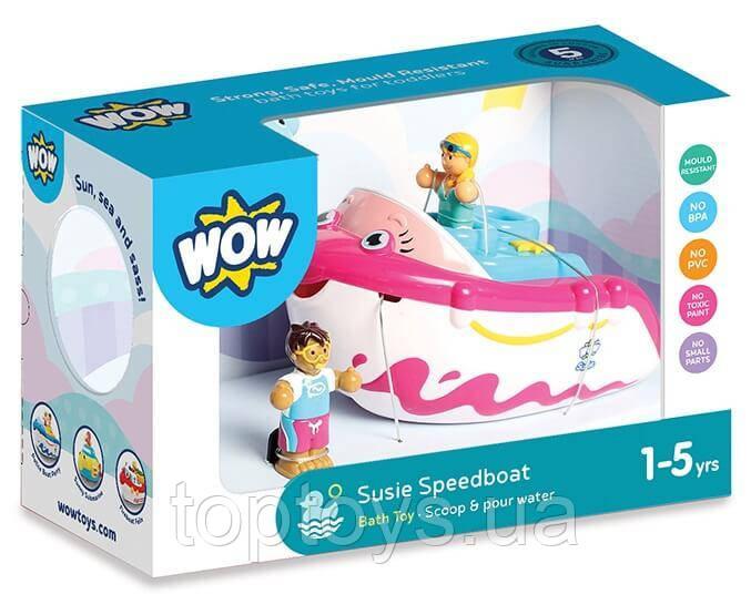 Іграшка для води Wow Toys Швидкісна човен Сьюзі (6397711)