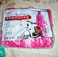 Дождевик-костюм мега плотный  с капюшоном,куртка на молнии и кнопках,толщина 2000