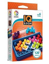 """*Настольная игра """"IQ Блок"""" ТМ Smart Games арт. 466"""