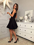 Красивое Платье Женское Замш, фото 6