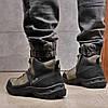 Зимние мужские ботинки 31861, Camel (на меху, в коробке), темно-серые, [ 41 42 43 44 45 ] р. 41-27,5см., фото 5