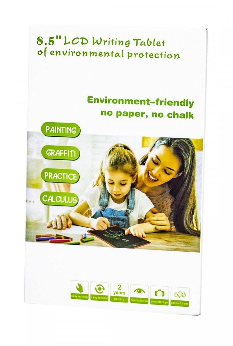 """Детский графический планшет 8.5"""" (код 20), Зеленый"""