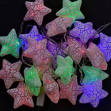 Светодиодная Гирлянда Adenki Звезда Multicolor (2-С31308-70406)