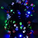 Светодиодная Гирлянда Adenki Огонек Multicolor (2-C31315-70413), фото 2