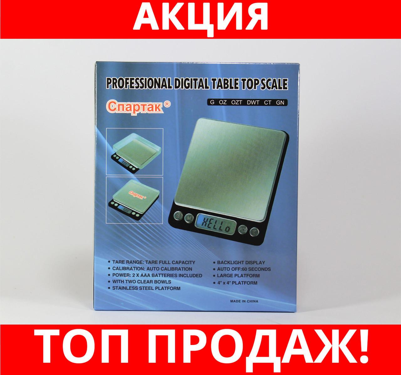 Весы ACS 3000gr/0.1gr BIG 12000/1729!Хит цена
