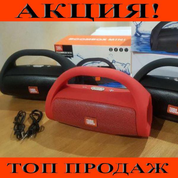 Колонка JВL Boombox-MINI черные, красные, синие, комуфляж!Хит цена