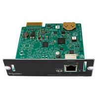 Дополнительное оборудование APC UPS Network Management Card 3 (AP9640)