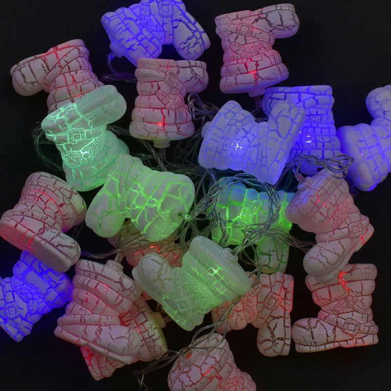 Гирлянда светодиодная Small Toys Сапожок С 31307 20 лампочек 5 м (2-70405)