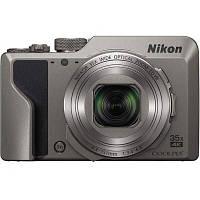 Цифровой фотоаппарат Nikon Coolpix A1000 Silver (VQA081EA)