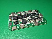 BMS Контролер заряда/разряда, плата защиты 6S Li-Ion 18650 24V 15A с балансиром