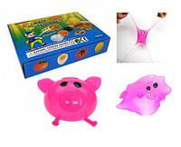 """Набор антистресс игрушек """"Свинка"""", 12 штук MLpiggy6"""