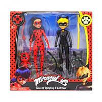 """Игровой набор с куклами """"Леди Баг и Супер Кот"""", кукольный набор,куклы,наборы кукол,куклы для девочек"""