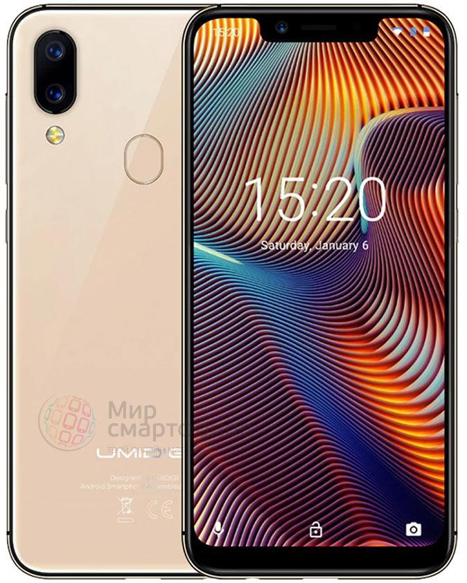 Umidigi A3 Pro 3/16Gb gold