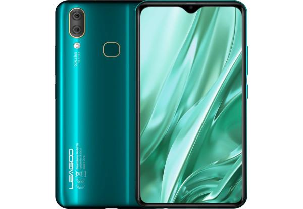 Leagoo S11 green