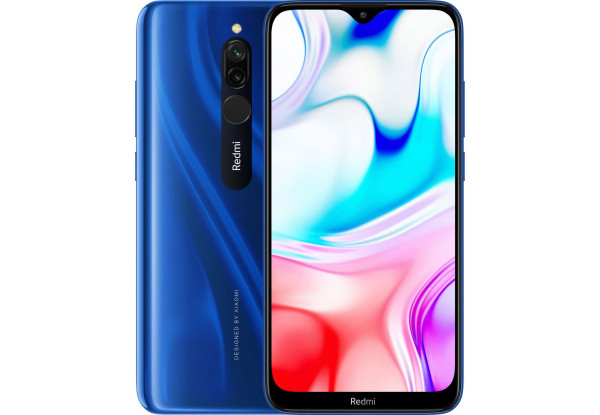 Xiaomi Redmi 8 3/32Gb blue Global Version