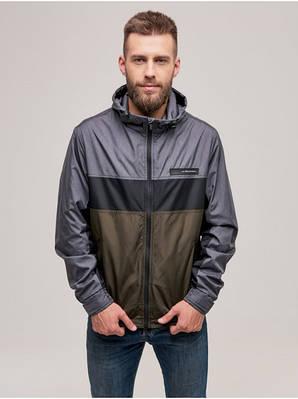 Чоловіча модна куртка-вітровка