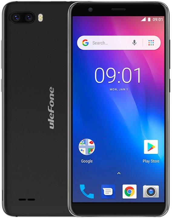 UleFone S1 black