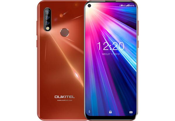 OUKITEL C17 Pro red