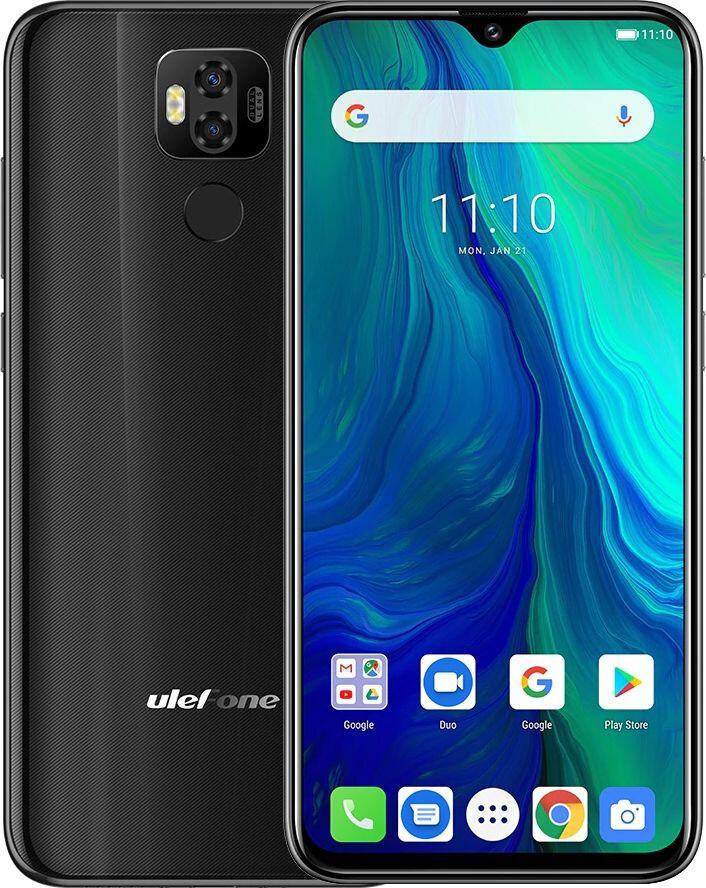 UleFone Power 6 black
