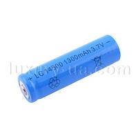 Аккумулятор POLICE 14500-1300mAh, синий
