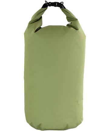 Водонепроницаемый мешок 50л MilTec Olive 13873001, фото 2